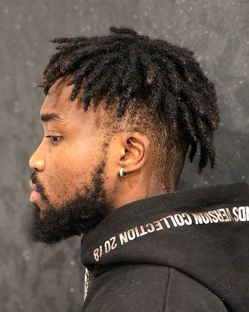 dreads black men haircuts 1