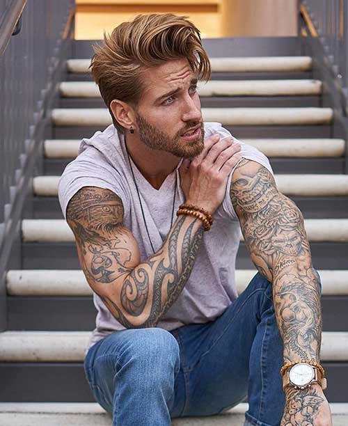 35 Cool Haircuts For Men The Best 2020 Gallery Hairmanz
