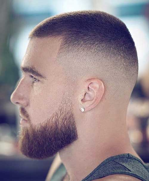 high fade haircut 1