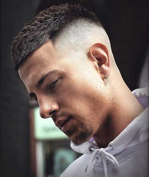 high fade haircut 11