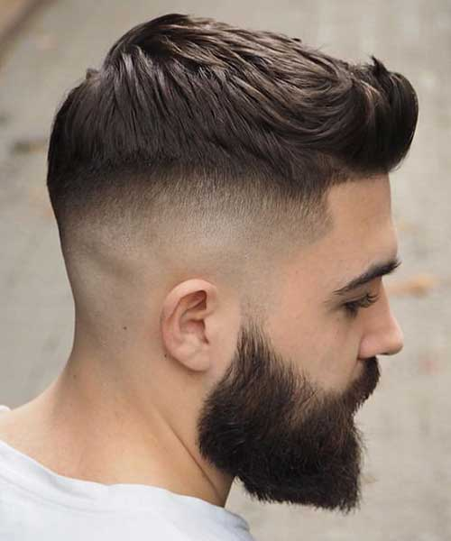 high fade haircut 12