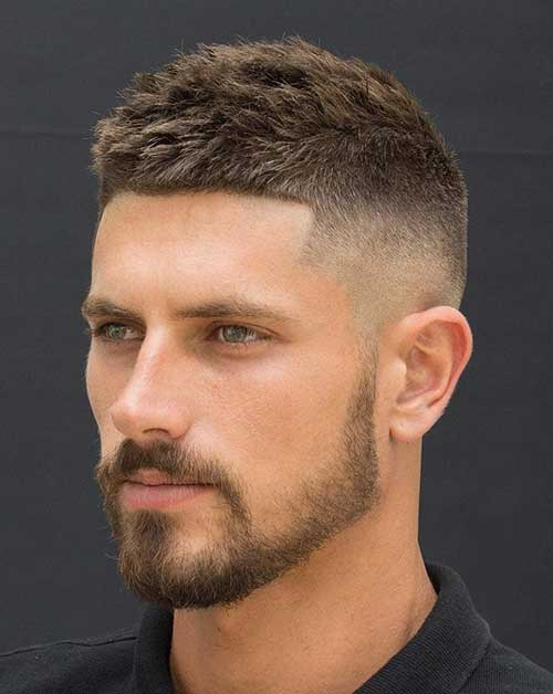 high fade haircut 18