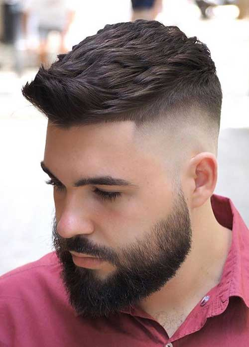 high fade haircut 2