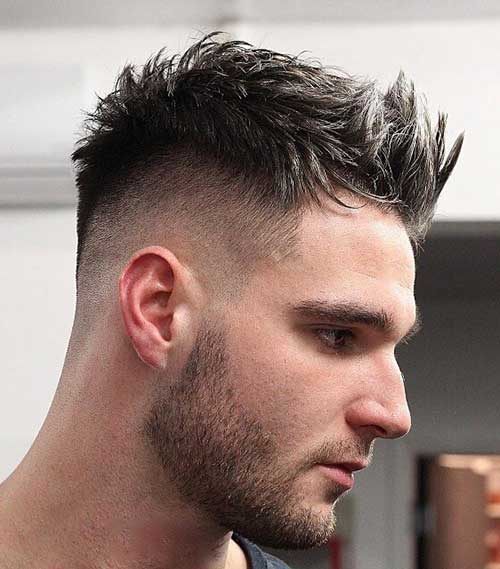 high fade haircut 22