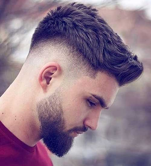 high fade haircut 24
