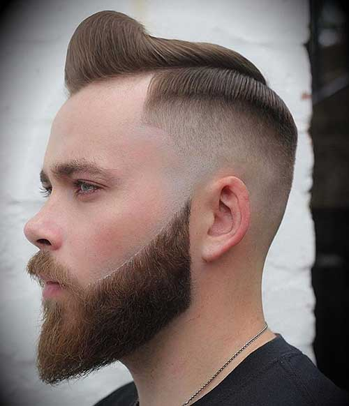 high fade haircut 3