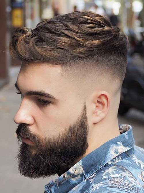 high fade haircut 4