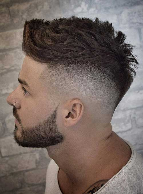 high fade haircut 5