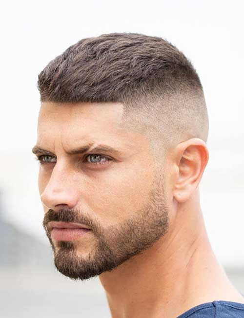 high fade haircut 7