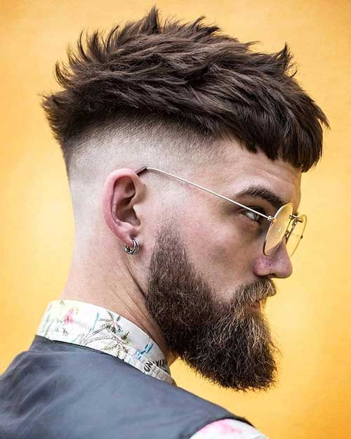 high fade haircut 8