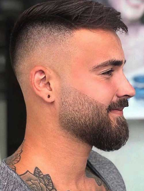 high fade haircut 9