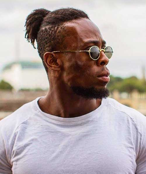 long cool hairstyles for black men