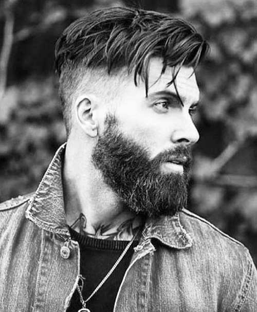 medium length hairstyles for men 10