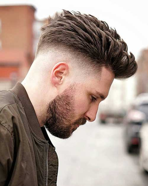 medium length hairstyles for men 12