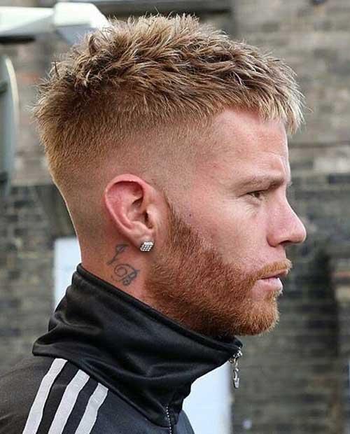 medium length hairstyles for men 14