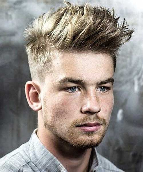 medium length hairstyles for men 16