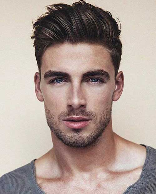 medium length hairstyles for men 17