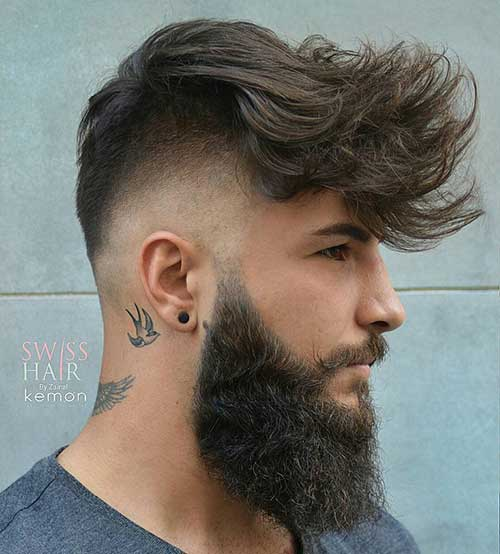 medium length hairstyles for men 19