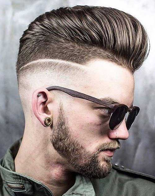 medium length hairstyles for men 21