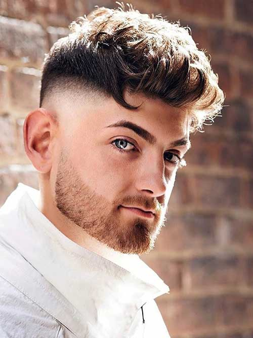 medium length hairstyles for men 22