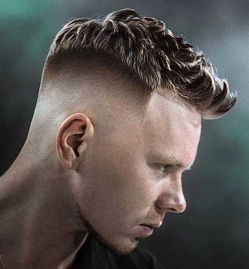 medium length hairstyles for men 23