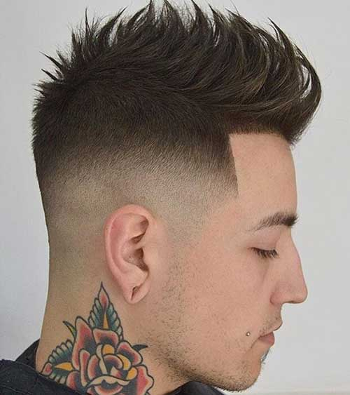 medium length hairstyles for men 34