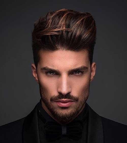 medium length hairstyles for men 4