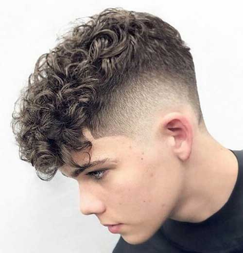 curly long top hairstyle hairmanz