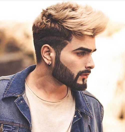 medium length hairstyles for men 9