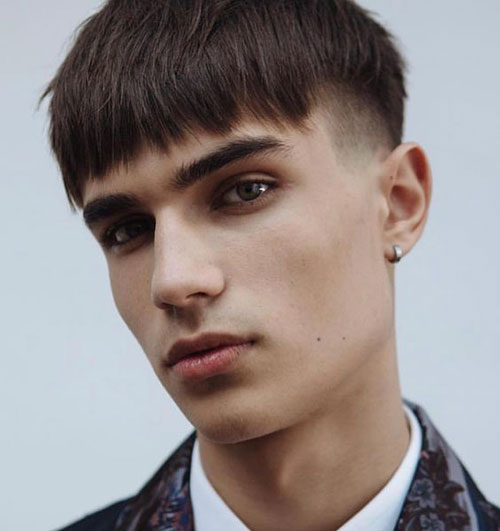 short haircuts for men (bowl cut 202)