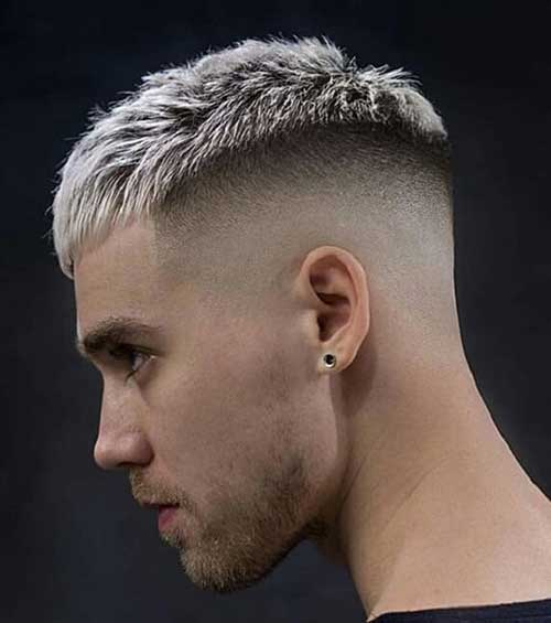 bowl cut short haircut for men 2