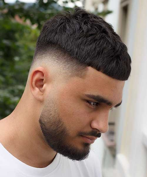 bowl cut short haircut for men 3
