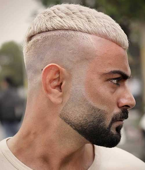 bowl cut short haircut for men 4