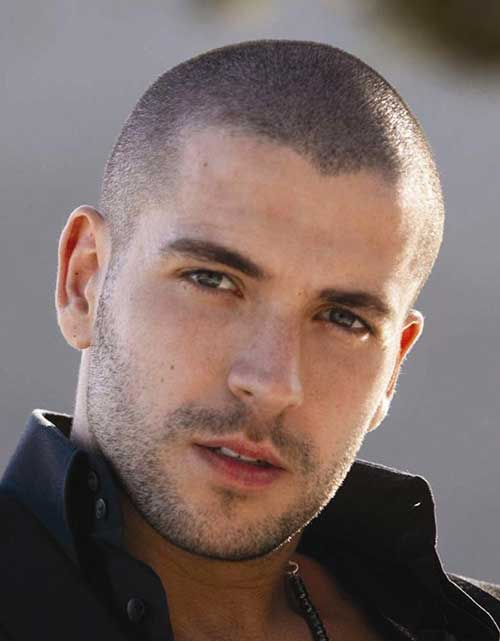 buzz cut short haircut for men 3