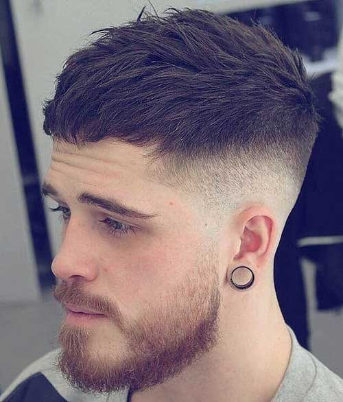 100 Stylish Short Haircuts For Men Ultimate Gallery Hairmanz
