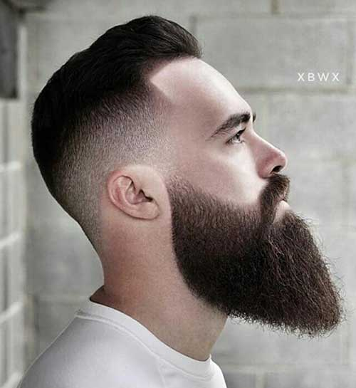 fade short haircut for men 6