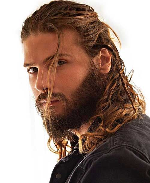 long men hairstyles half up 3