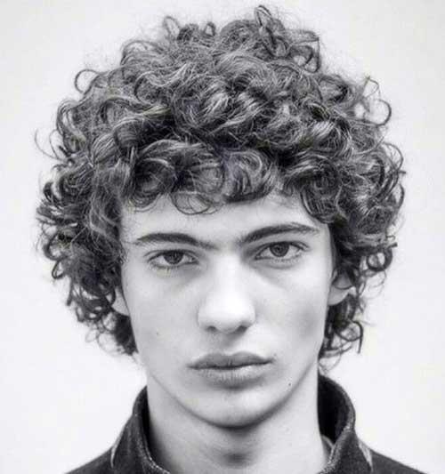 natural long medium curly hairstyle 2