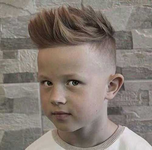 60 Popular Boys Haircuts ( The Best 2020 Gallery) - Hairmanz
