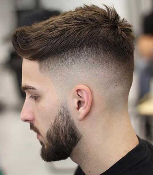 short quiff short hairstyles for men 11