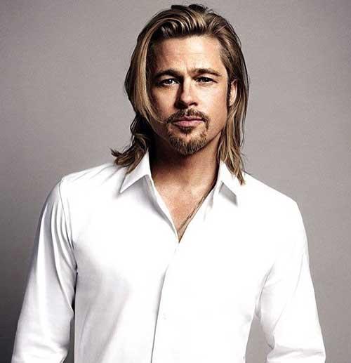 shoulder length long men hairstyles 2