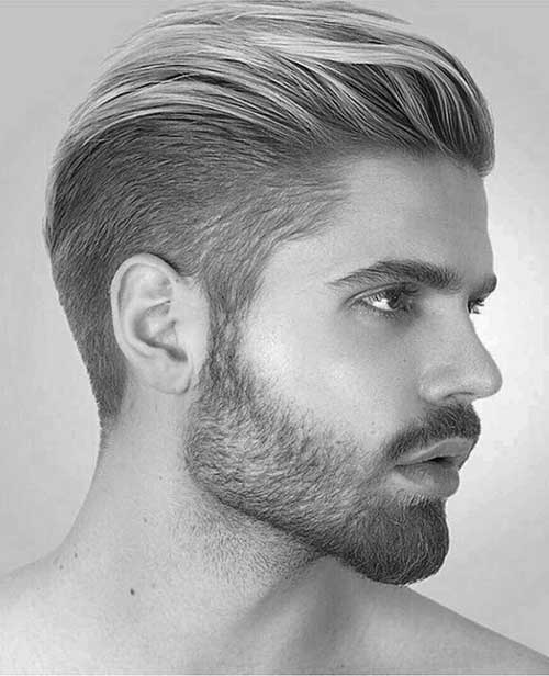 undercut short haircut for men 4