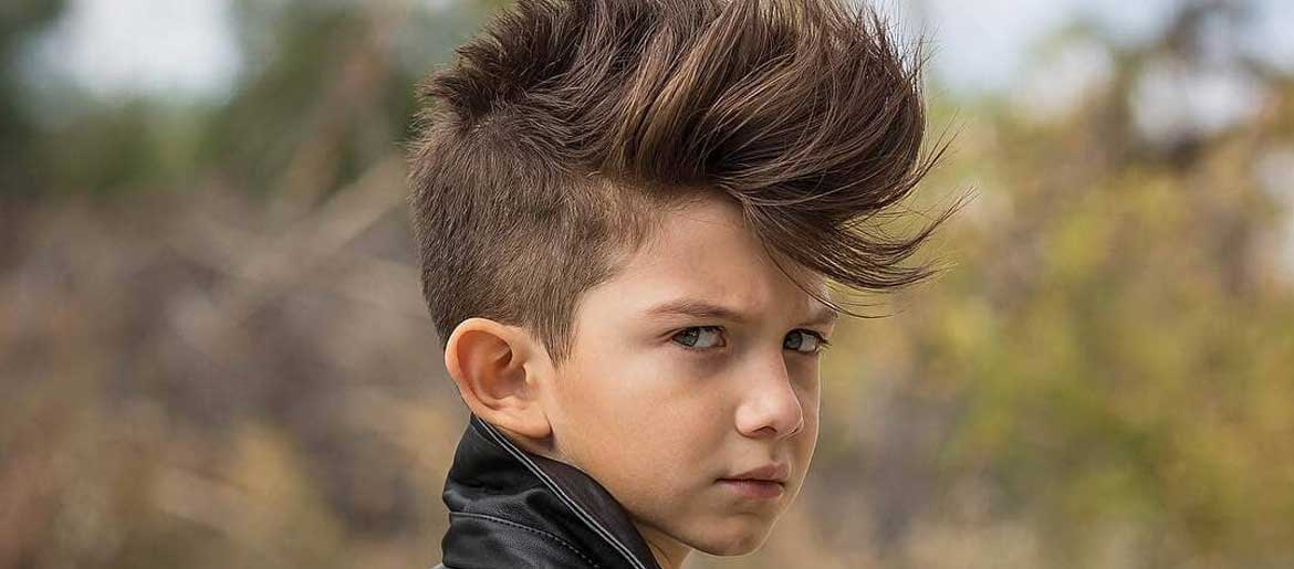 60 Popular Boys Haircuts The Best 2021 Gallery Hairmanz