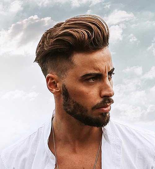 long length undercut fade haircuts 3
