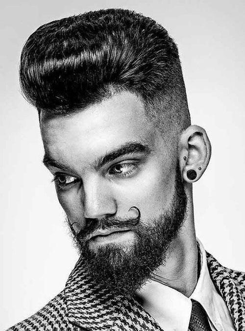 van dyke beard 13