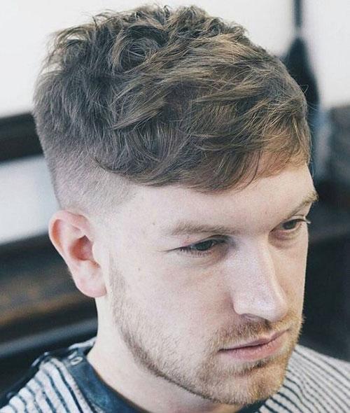 textured caesar haircut 25