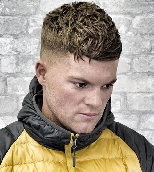 textured caesar haircut 32