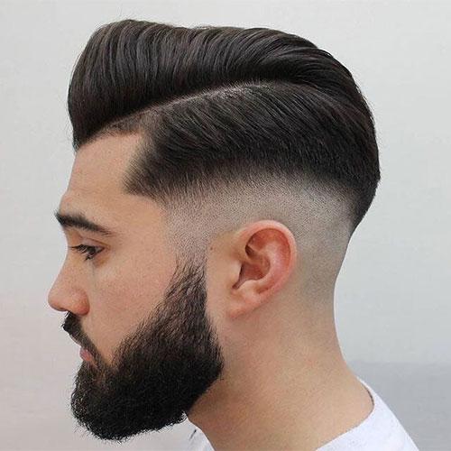 comb over taper fade 101