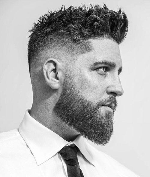 fade haircut example 2