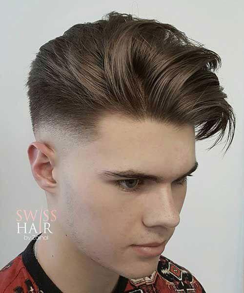 low taper fade haircut 101